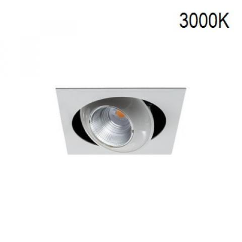 Единичен кардан MINIKYCLOS-IN 1X18/24W LED 3000K
