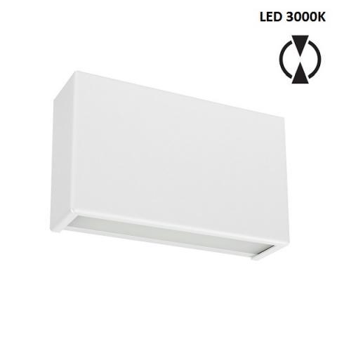 Аплик S - LED 10W 3000K - бял