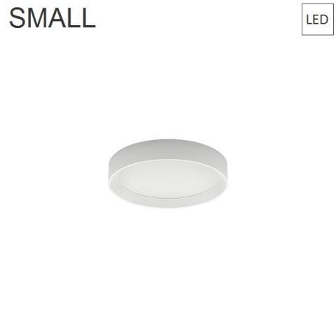 Wall/Ceiling Lamp Ø314 23W 3000K LED white