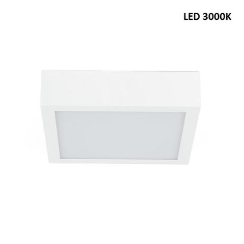 Ceiling light M - LED 17W 3000K - white