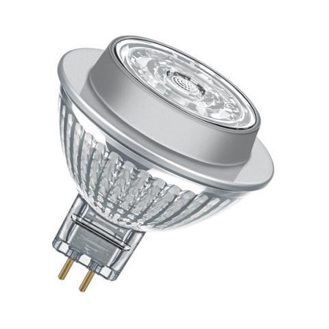 Dimmable LED Lamp 7,8W 36° 3000K GU5.3 12V