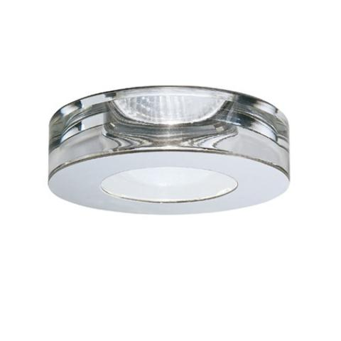 Downlight Ø11.5cm GU5,3 12V Transparent/chrome