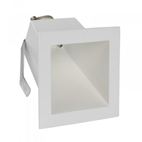 Recessed Wall Light 8x8cm GY6.35