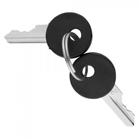 SET OF 2 KEYS FOR Push-button