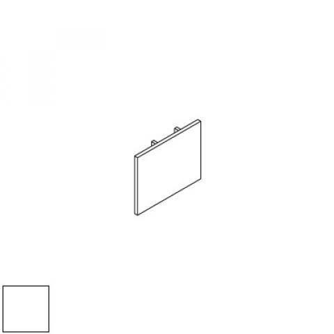 Dead end for LKM Square track - white