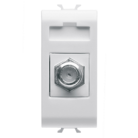 Audio/video socket - F-connector