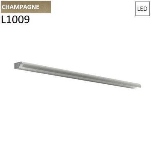 Аплик L1009mm 18W LED Шампанско