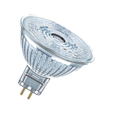 Dimmable LED Lamp 5W 36° 2700K GU5.3 12V