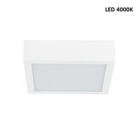 Ceiling light M - LED 17W 4000K - white