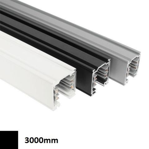 Dimmable Track DKM 3m black