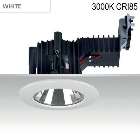Downlight Ra 14 DIXIT LED 26W-33W-38W 3000K CRI85 white