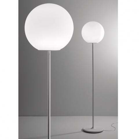 Наземна лампа Ø40cm E27 бяла