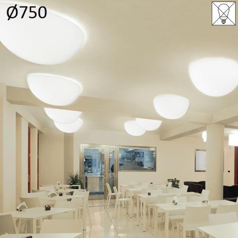 Ceiling lamp Ø750 E27