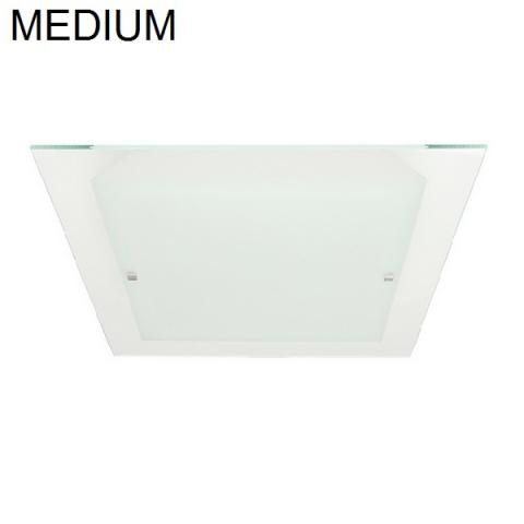 Wall/ceiling lamp 45x45cm 2xE27 IP20