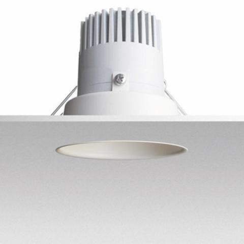 Fixed downlight RA 8 DIXIT LED 9W/12W IP44
