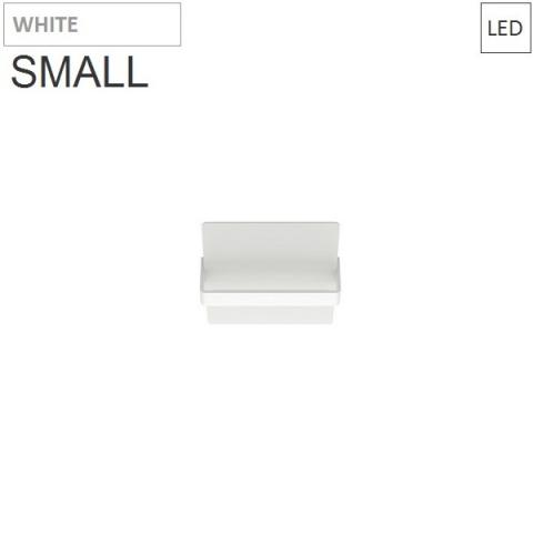 Wall/ceiling lamp 250X200mm 11W 3000K LED white