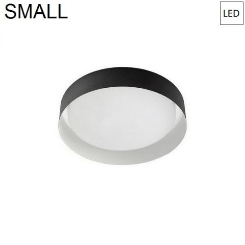 Ceiling Lamp Ø262mm LED 12W 3000K Black/White