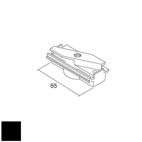 Mechanical adapter for DKM/LKM tracks - black