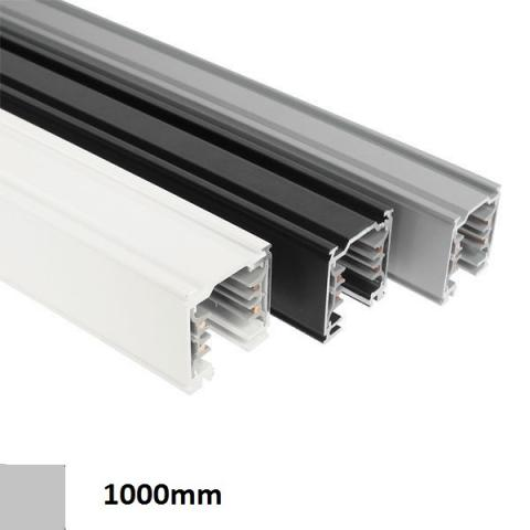 Dimmable Track DKM 1m silver