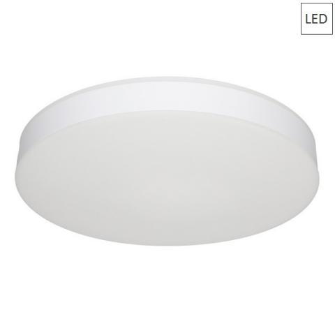 Плафон Ø540 LED 29W 3000K бял
