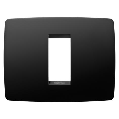 Рамка ONE 1 модул Toner Black