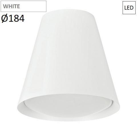 Ceiling Lamp Ø184mm LED 7W 3000K white