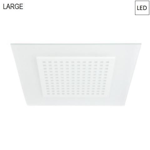 Ceiling light 60/60 LED 42W IP40 white