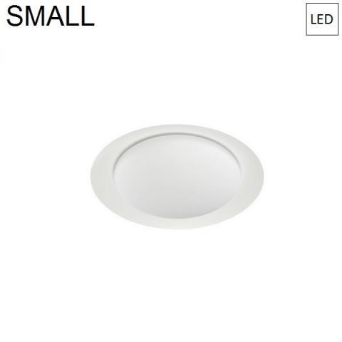 Ceiling Lamp Ø301mm LED 12W 3000K White