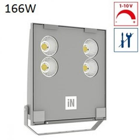 Floodlight GUELL 2.5 C/IW LED 166W dimmable