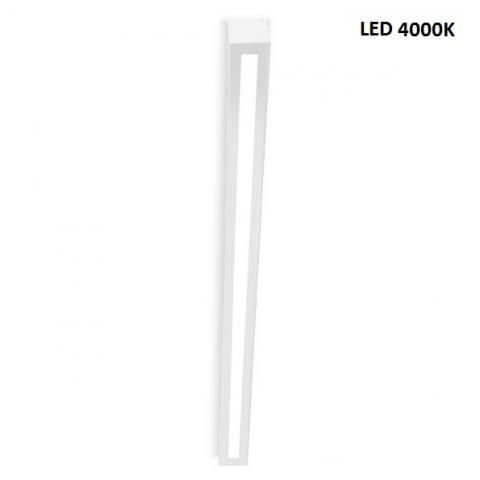 Ceiling light L - LED 20W 4000K - white