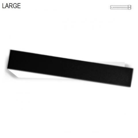 Аплик 58cm черен