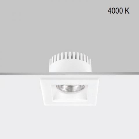 Fixed downlight RA 8 L Q DIXIT LED 5.5W/8.5W 4000K IP44