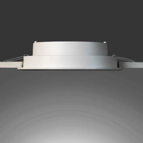 Fixed downlight Ra 7 LED 4.6W 3000K IP44