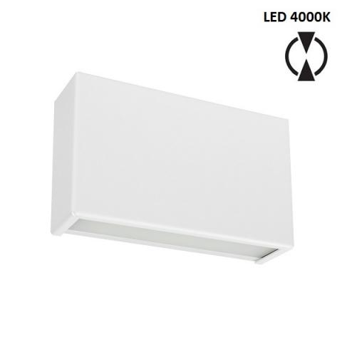 Аплик S - LED 10W 4000K - бял