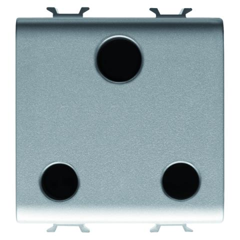 Indian/South African standard socket-outlet