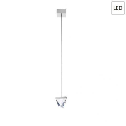 Пендел LED алуминий