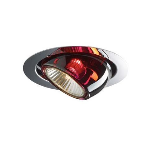 Downlight Ø13.2cm red