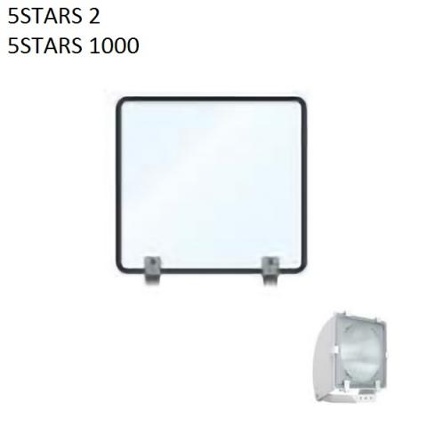 Frosted glass for 5STARS2 - 5STARS1000