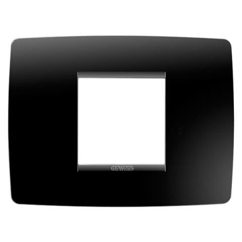 Рамка ONE 2 модула Toner Black