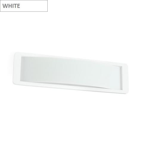 Аплик 43cm 2xE14 max 46W бял