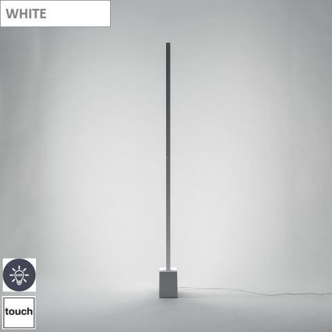 Floor Lamp LED TOUCH-DIM white