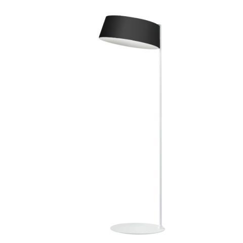 Floor lamp Oxygen black