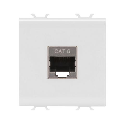Информационна розетка RJ45 Cat.6 FTP