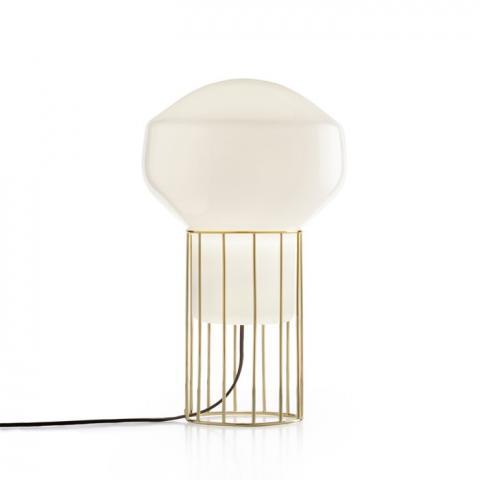Настолна лампа H37cm Ø22.8cm месинг