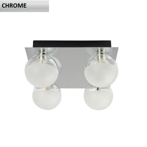 Ceiling Light 4xG9 33W IP44 chrome