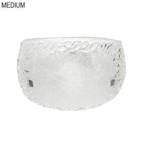 Плафон 38cm 2xE27 max 57W кристал