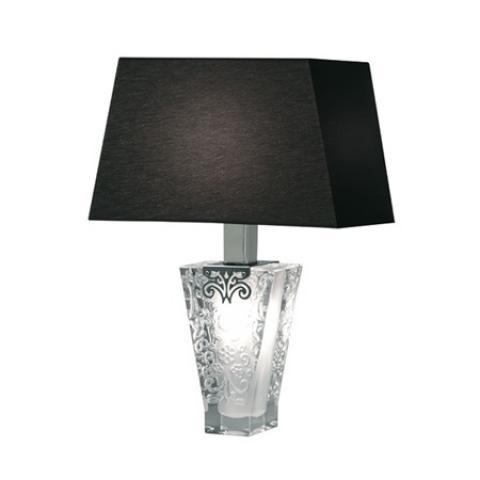 Настолна лампа G9 25cmx34.2cm черна