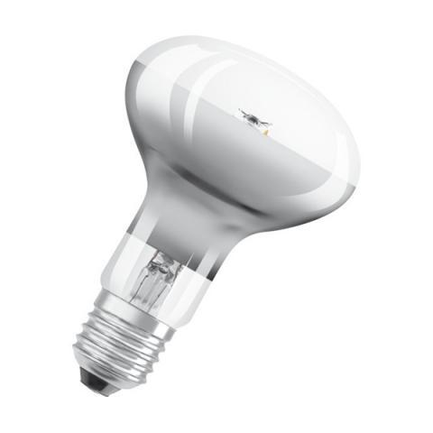 LED lamp P RF R80 48 60° 7W 2700K E27