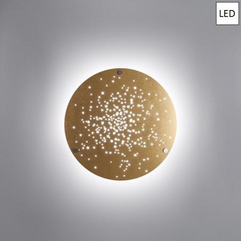 Плафон Ø60cm LED бронз