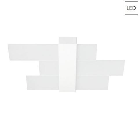Wall/Ceiling Lamp 308X480 21W 3000K LED white